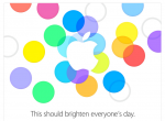 September 10 Apple event official. iOS 7, iPhone 5S and 5C?