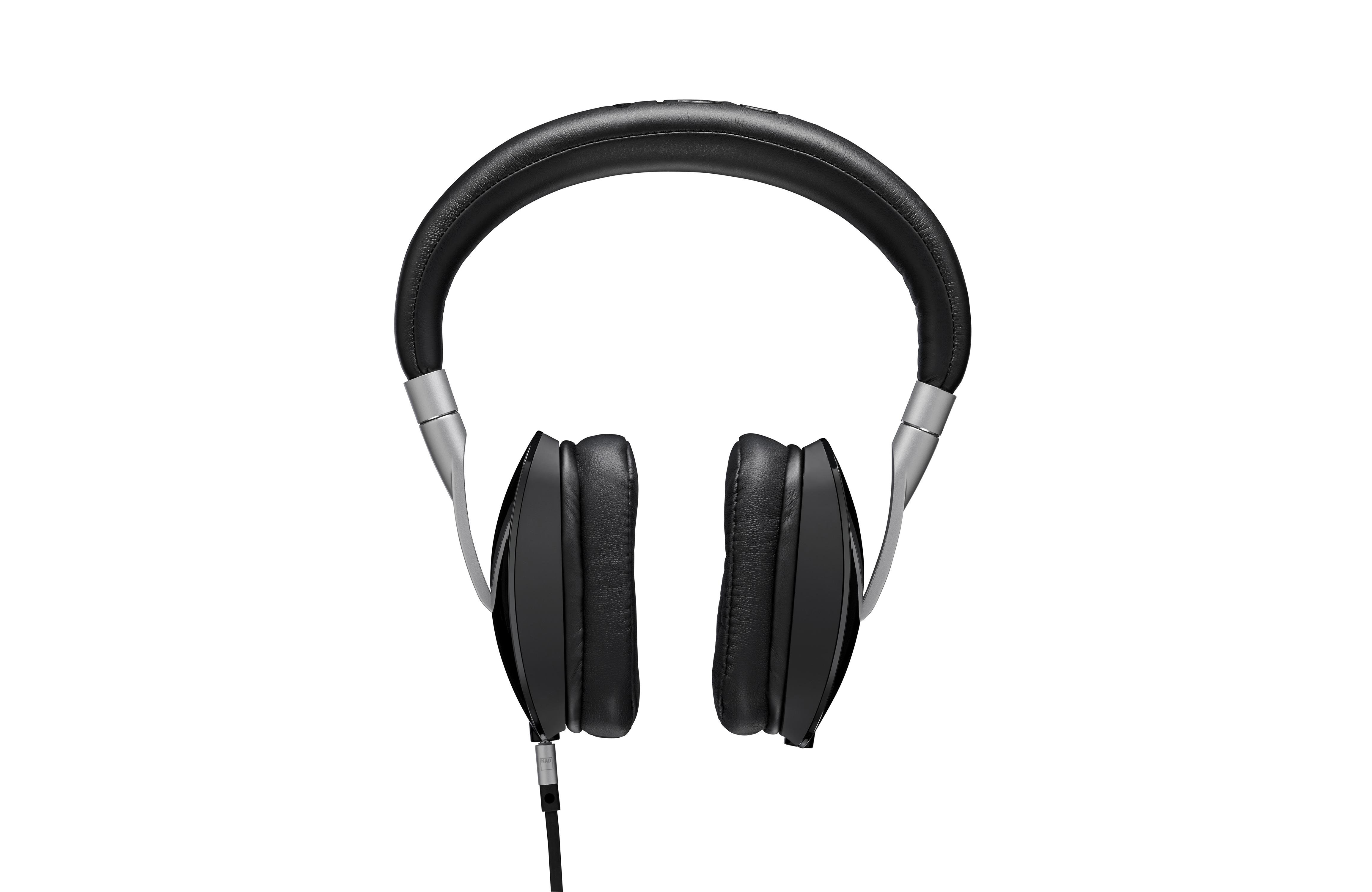 NAD VISO HP50 headphones ears-on review