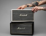 Marshall Stanmore speakers rock out without wires