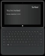 Microsoft Surface event official! Surface 2 and other leaks