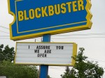 Blockbuster not honouring PlayStation 4 or Xbox One pre-orders