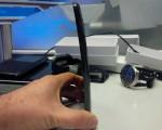 LG G Flex bendy phone revealed on video