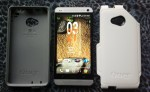 Reviews of HTC One OtterBox Commuter and Defender Series cases