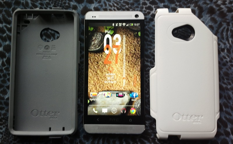 Reviews of HTC One OtterBox Commuter and Defender Series ...
