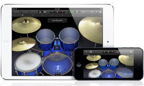 GarageBand will be freemium app on iOS 7