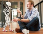 Poppy is your 3D printed humanoid robo buddy