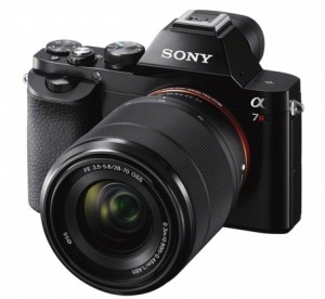 sony a7r official