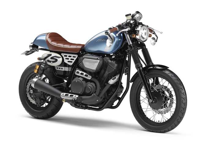 Cafe Racer Electric Conversion
