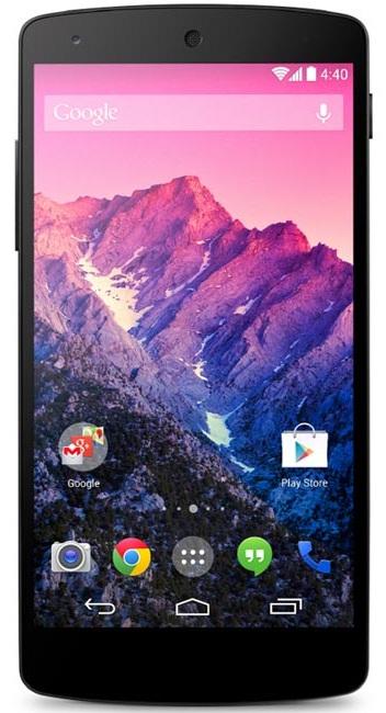 Google Nexus 5 smartphone released