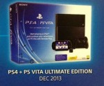 PlayStation 4 and Vita bundle coming for Christmas – buy downloads on the High Street