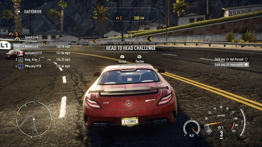 need for speed rivals ps4 review gadgetynews. Black Bedroom Furniture Sets. Home Design Ideas