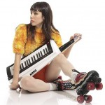 Korg revives the keytar with the RK-100S