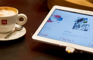Samsung-and-Illy