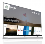 LG webOS Smart TV leaked