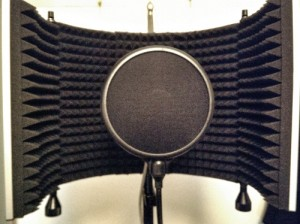 portable vocal booth pro 2