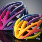 stratasys 3 colour helmets