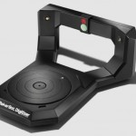 MakerBot Digitizer Desktop 3D Scanner angle