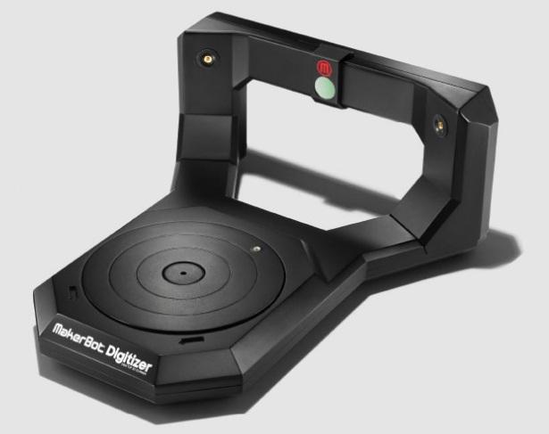 MakerBot Digitizer 3D scanner now half-price • GadgetyNews