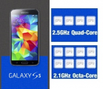 8-core Samsung Galaxy S5 on the cards, then hidden
