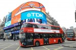 London buses will go cashless this year