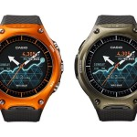 Casio announce WSD-F10 outdoorsy Android Wear smartwatch