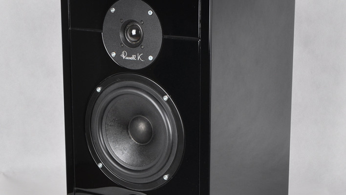 Russell K Red 100 audiophile speakers review