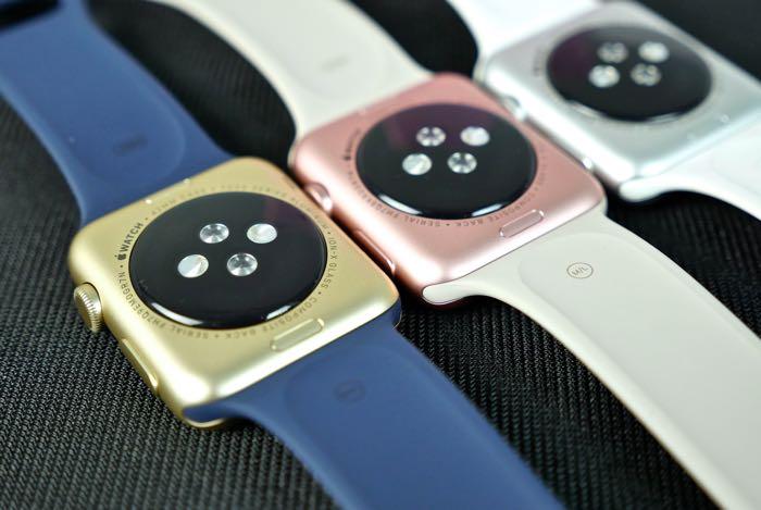 apple watch 2 backs