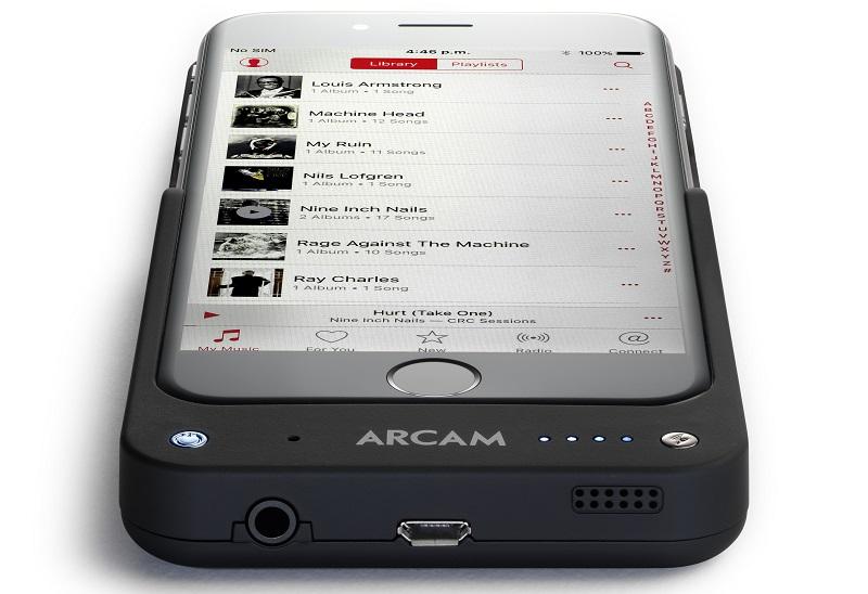 Arcam of Cambridge: MusicBOOST iPhone 6 Digital Audio Upgrade Lightning