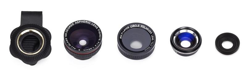 kitvision smartphone camera lens kit