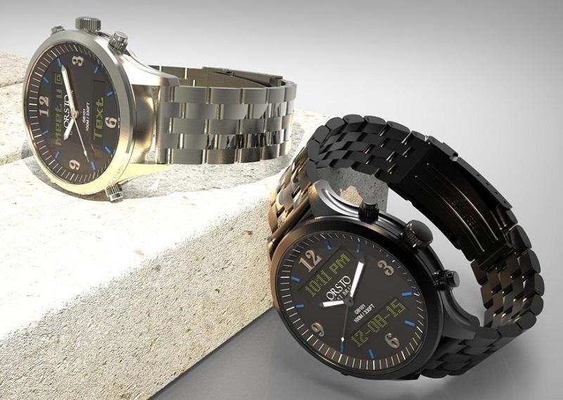 orsto contemporary 100 smartwatches