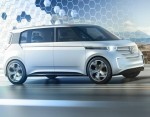 VW Budd-e: Volkswagen's new tech loaded microbus