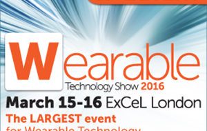 Wearable Technology Show 2016 confirms top speakers