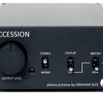 Graham Slee Accession phono stage released