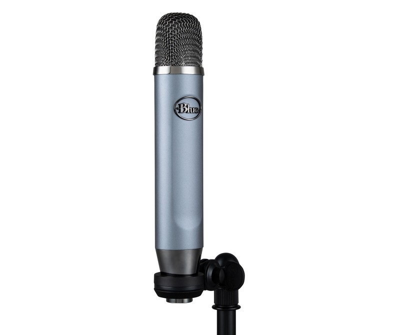 Blue Ember pro XLR condenser mic outed