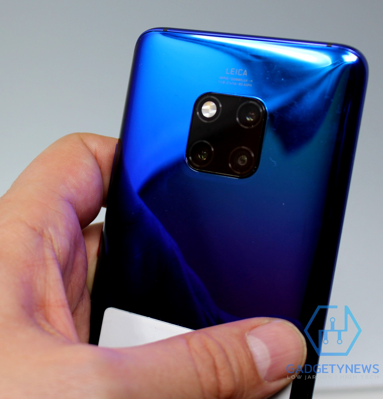 Huawei Mate 20 Pro first impressions review