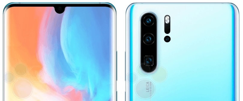 Huawei P30 and P30 Pro Looking Good for Paris