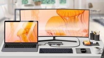 ALOGIC USB C Dock Plus