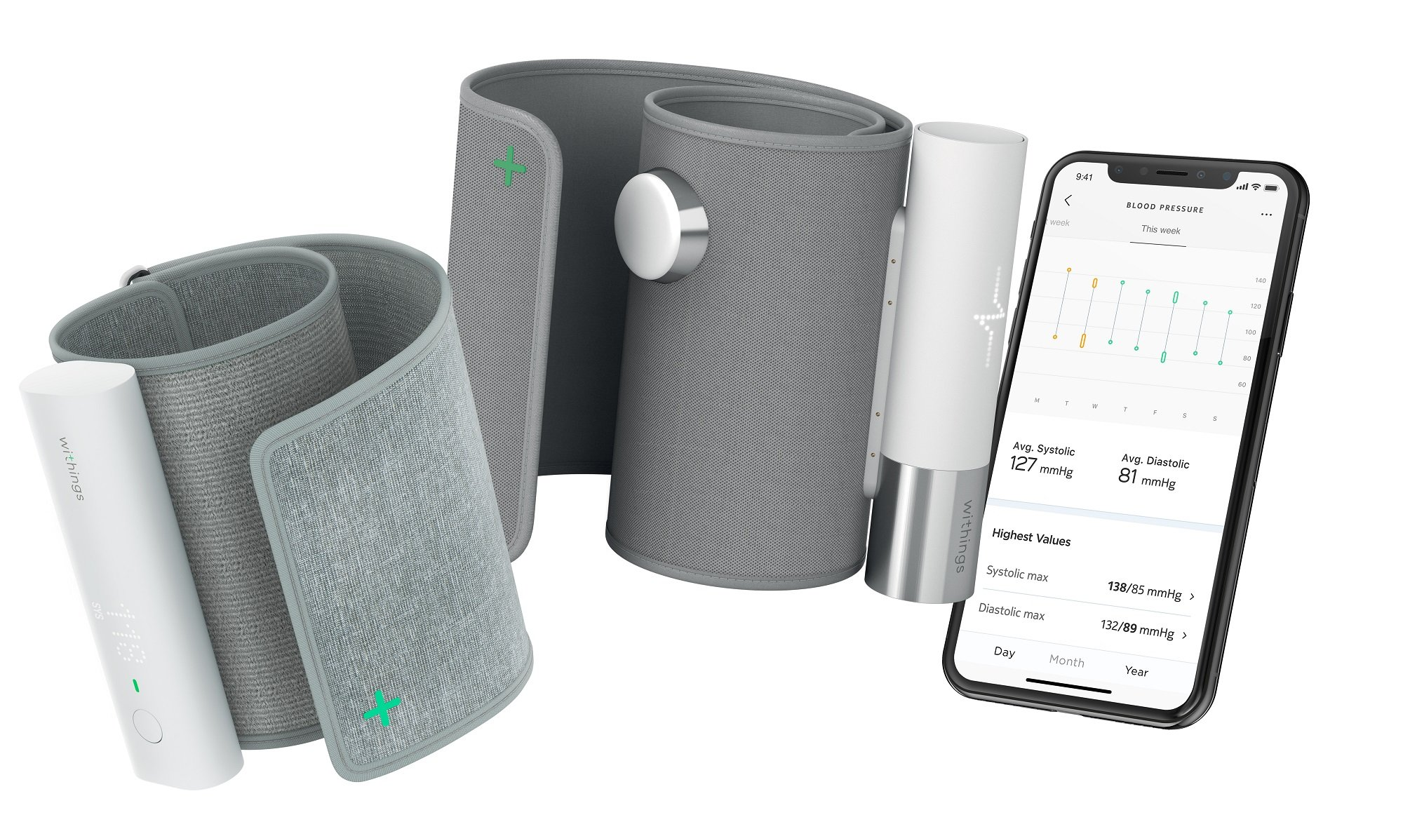Withings BPM Core and Connect Announced
