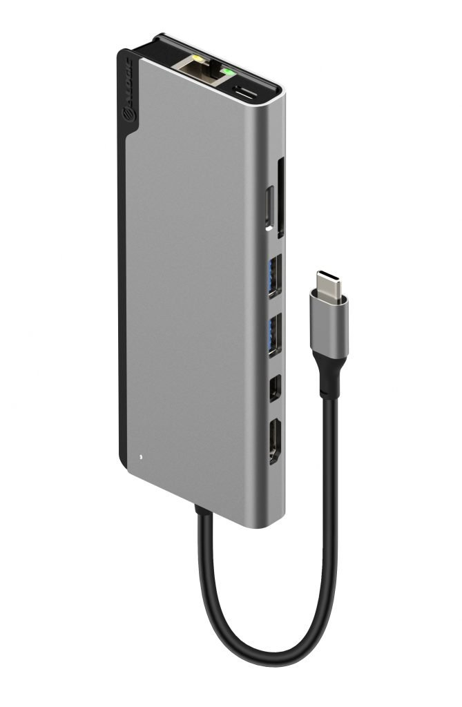 USB C Dock PLUS