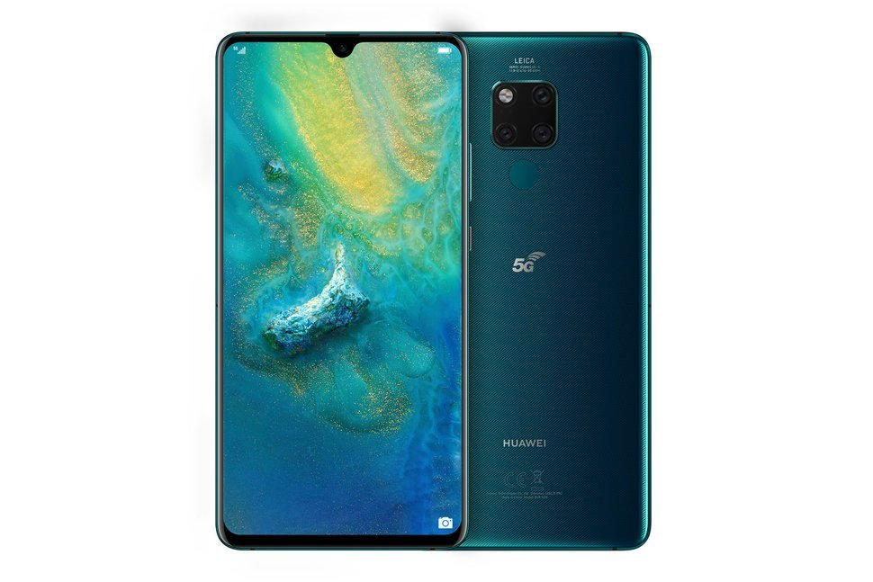 Huawei Mate 20 X 5G UK Price and details