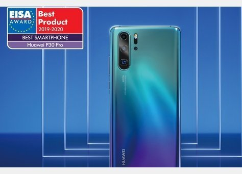 Huawei P30 Pro Awarded Best Smartphone 2019