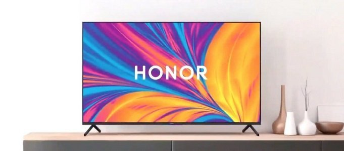 Honor Vision Smart Screen Shows off HarmonyOS