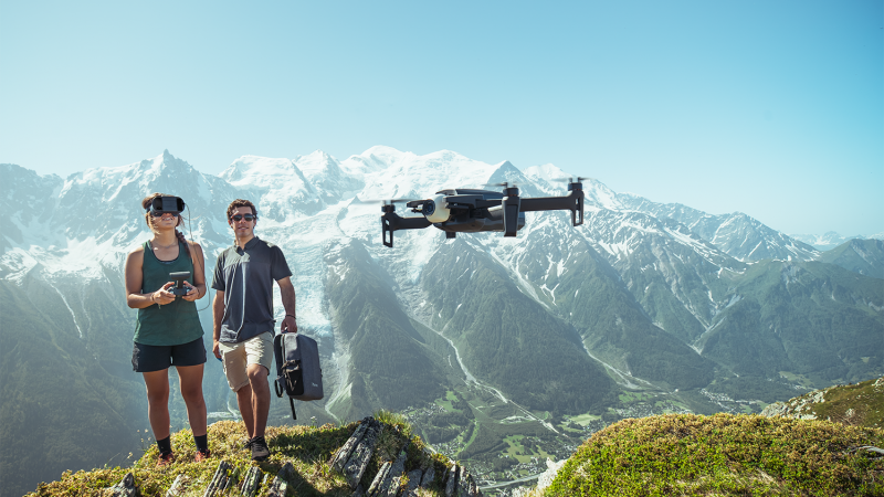 Parrot ANAFI FPV Launched at IFA 2019