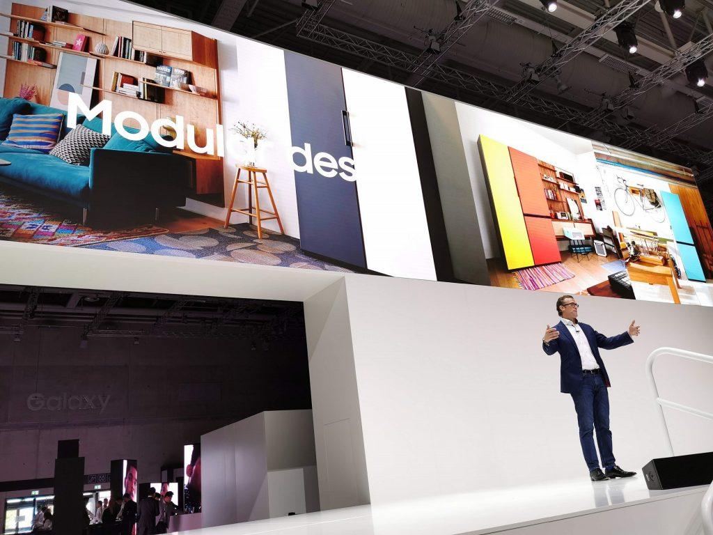 Samsung BESPOKE Refridgerator