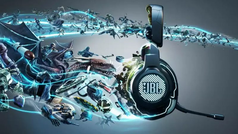 JBL Quantum PC Gaming Headsets and Speakers Launched