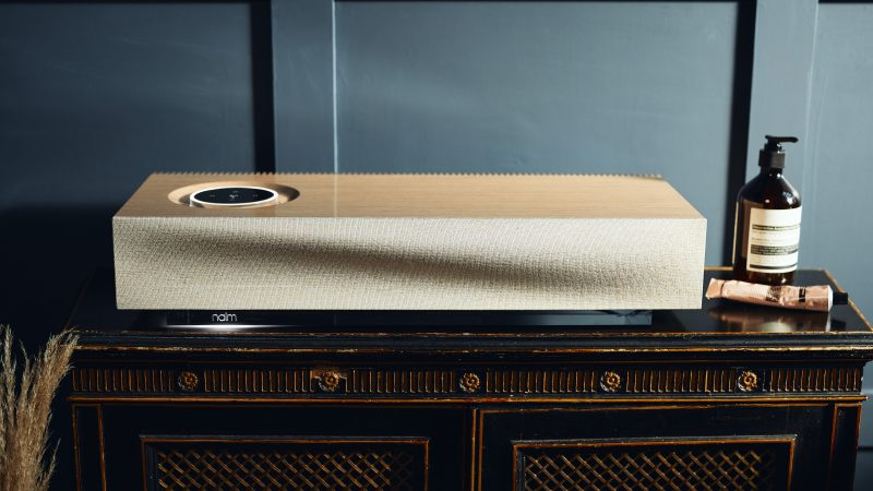 Naim Mu-so Wood Edition Released