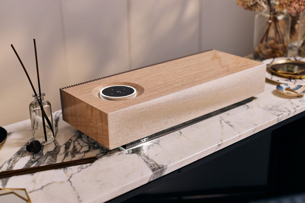 Naim Mu-so Wood Edition
