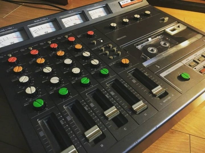 Tascam Marks 50 Years of Shaping Music
